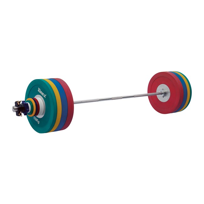 fdcbfcead2c Buy Olympic Barbells Set – Competition Online at Discounted Price ...