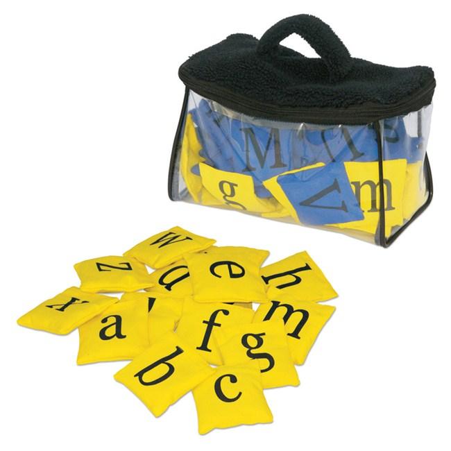 Ultra Small Alphabet Bean Bags