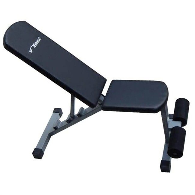 Vinex Flat Adjustable Bench