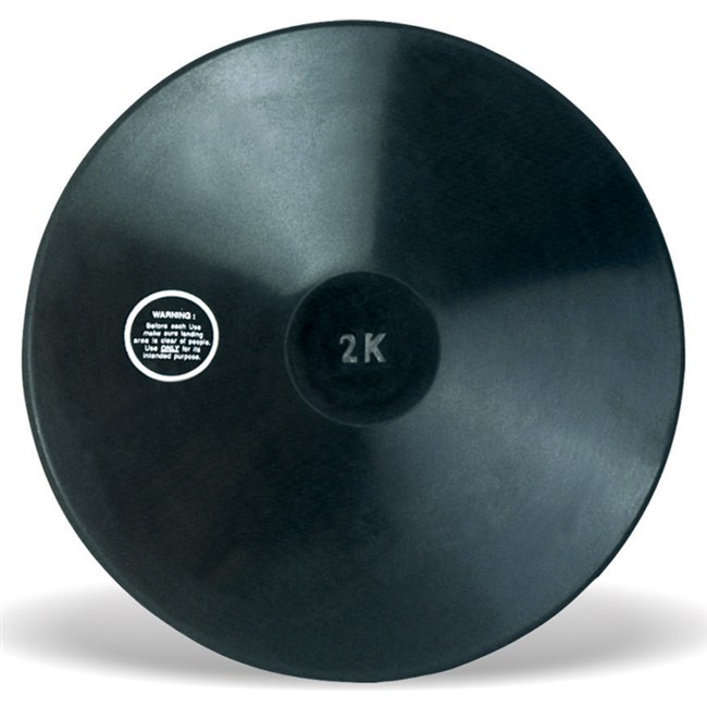 Vinex Discus - Rubber Black