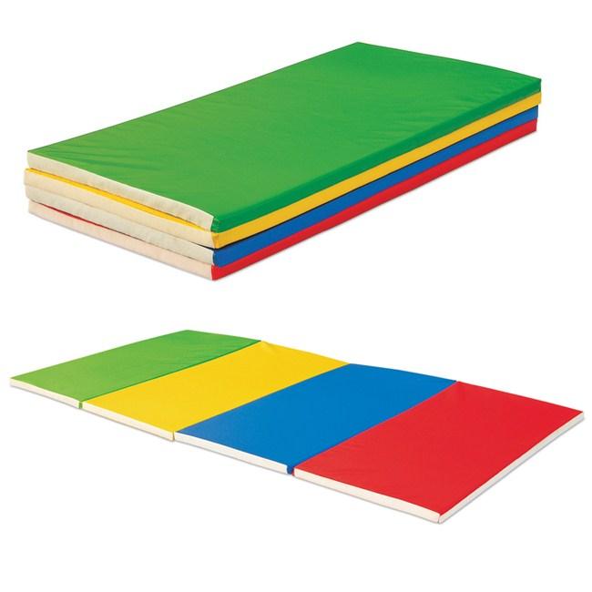 Buy Vinex Gym Mat Folding Multi Colors Online At