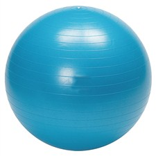 Vinex Gym Ball - Sonic (Anti-Burst, Blue Color)