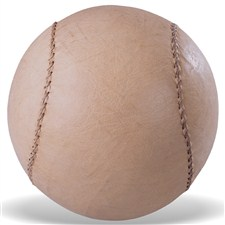 Medicine Ball Leather