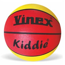 Vinex Basketball - Kiddie (Red/Yellow)