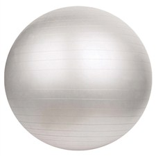Vinex Gym Ball - Sonic (Anti-Burst, Silver Color)