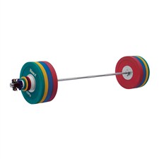 Olympic Barbells Set - Competition