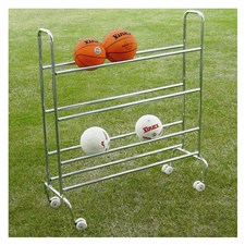 Mobile Ball Carrying Cart