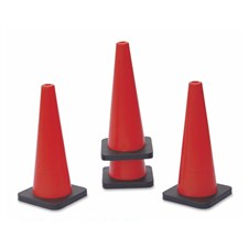 Vinex 24 Inch Hat Shaped Cone Markers