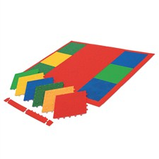 Vinex Modular Sports Flooring - Club