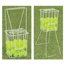 Tennis Ball Pick-Up Basket