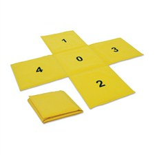 Vinex Cross Hop Mat - Folding (Single Colour)