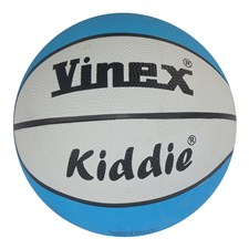 Vinex Basketball - Kiddie (White/Blue)