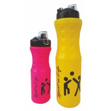 Squeeze Water Bottle - Club