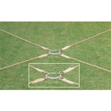 Tug of War Rope - Four Way