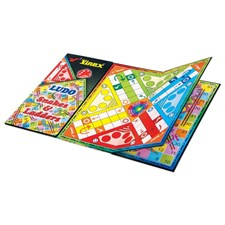 Vinex Ludo / Snakes and Ladders - Jumbo