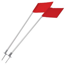 Vinex Corner Flag - Gold 100
