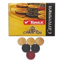 Vinex Carrommen - Champion