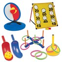 Throw and Target Games