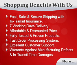 Shopping Benefits With Us